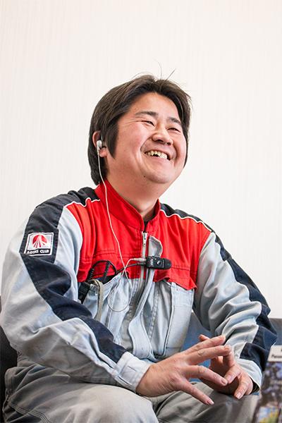 坂下賢次さん