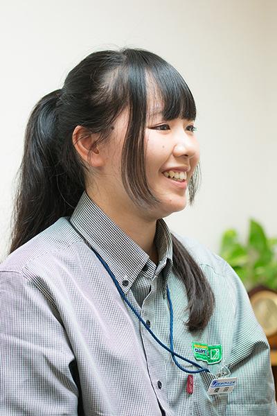 櫻田絵理香さん