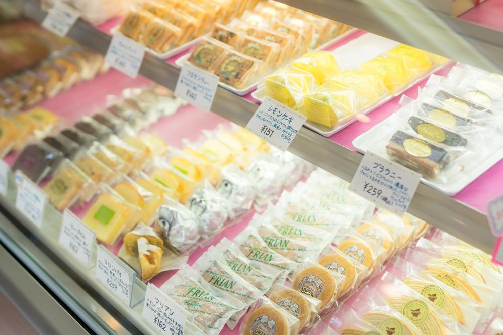 早川ベーカリー 焼菓子